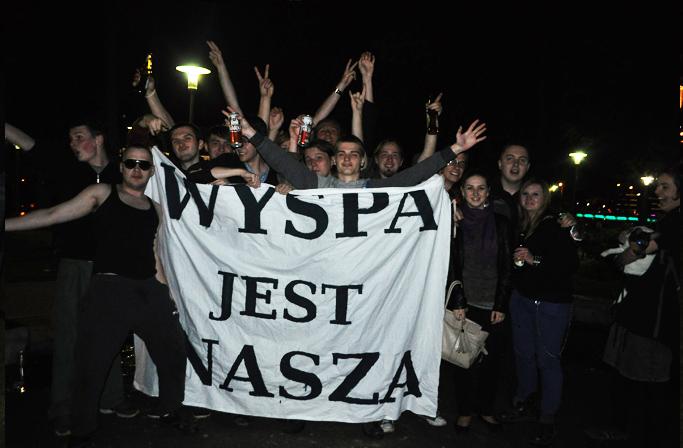 """Akcja """"Wyspa jest nasza"""" (maj/czerwiec 2013)"""