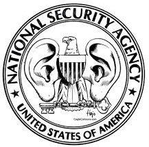 Nowa służba specjalna zajmująca się inwigilacją logo NSA
