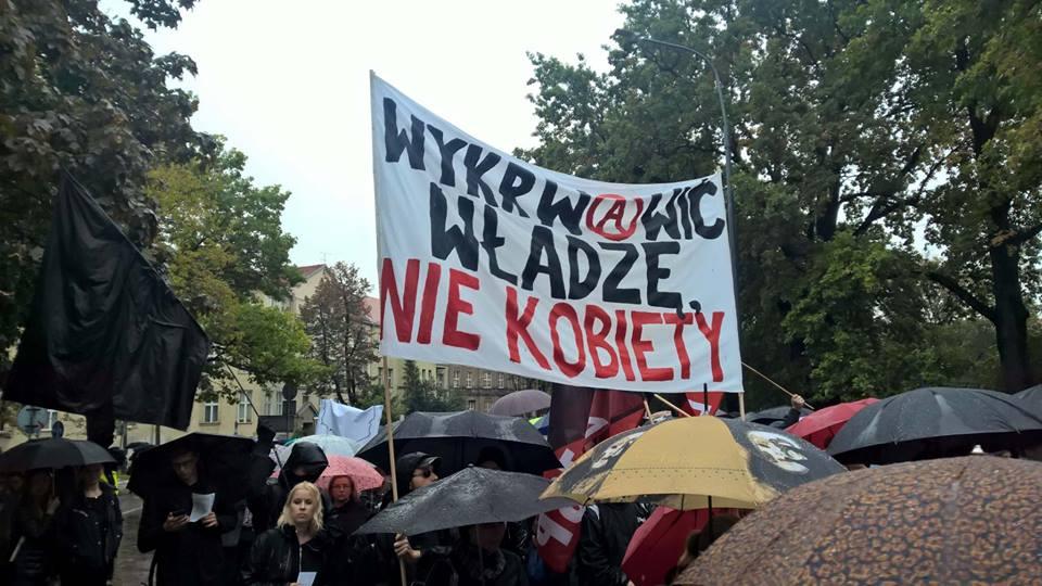 Czarny Protest (październik 2016)