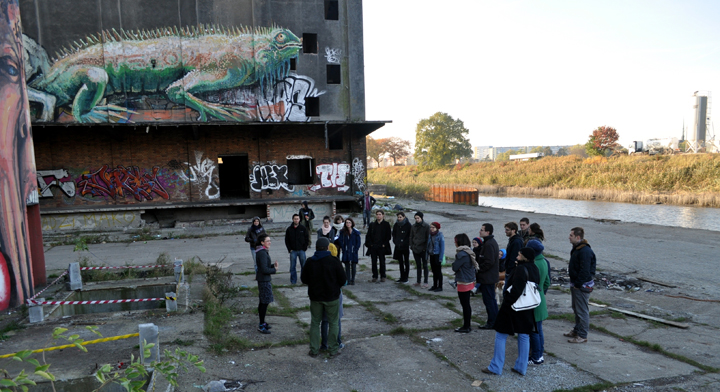 Otwarcie Galerii Radykalnej (10.2013)