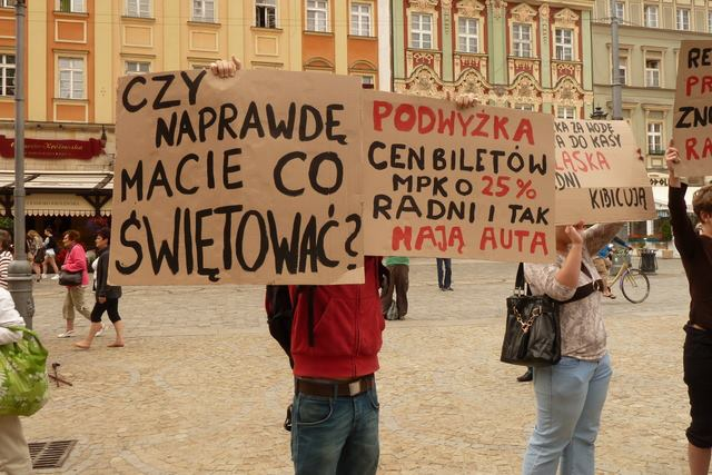 protest-przeciwko-polityce-miasta-wroclaw