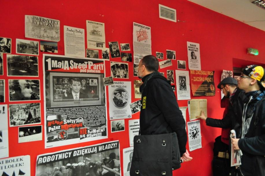 Zjazd Federacja Anarchistycznej we Wrocławiu – Wystawa materiałów archiwalnych (listopad 2014)