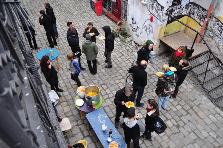 Zjazd Federacja Anarchistycznej we Wrocławiu – część otwarta (listopad 2014)
