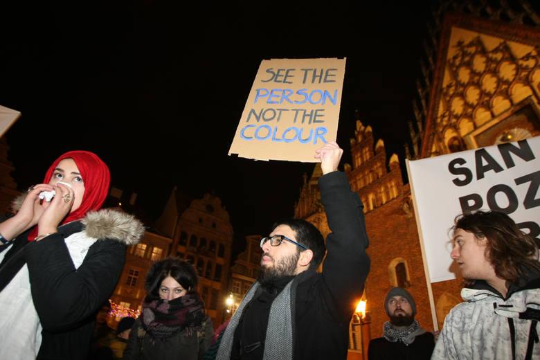 blok anarchistyczny demo antyrasistowskie4