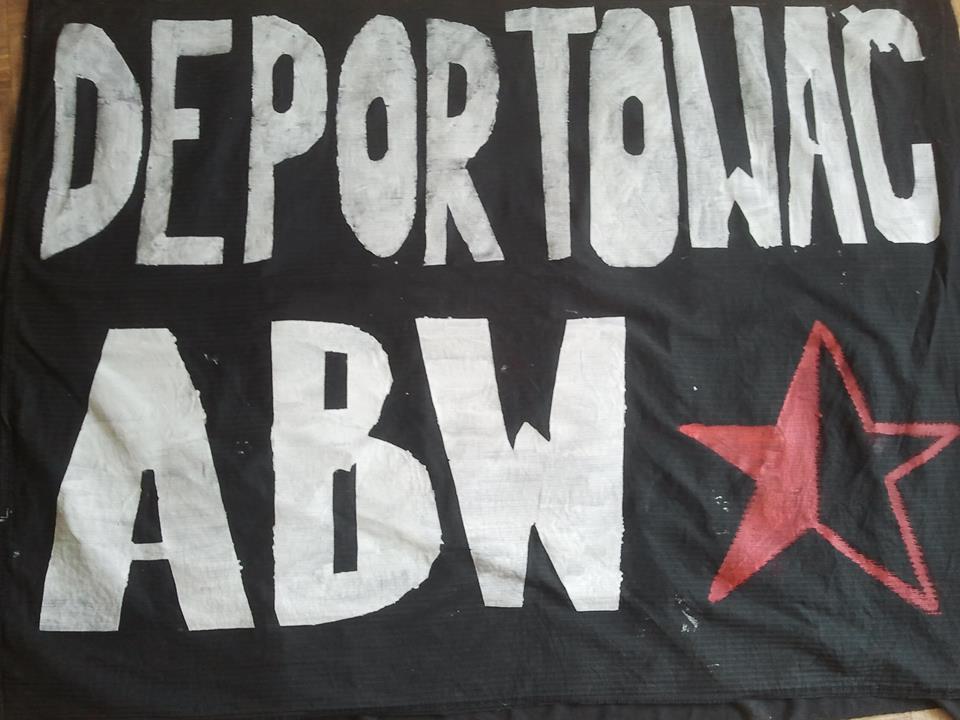 ameer wroclaw pikieta solidarnosciowa federacja anarchistyczna